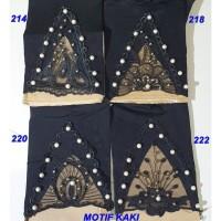 Legging Panjang 952 Brukat Motek