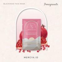 Blackhead Mask Pomegranate 15gr by@mercya.id