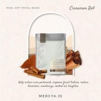 Peel Off Mask Cinnamon Roll 20gr by @mercya.id