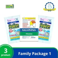 SALONPAS - Family Package 1