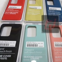 softjacket softcase silicone Samsung Galaxy S20 ultra
