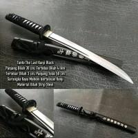 Katana Tanto Sword Legend Japan Samurai Knight The Last Kanji Fulltang