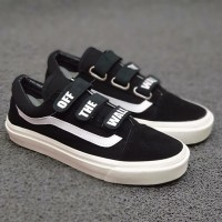 VANS OLDSKOOL OFF THE WALL VELCRO SNEAKERS PRIA