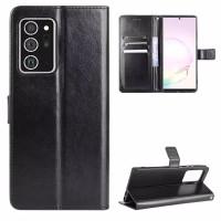 SAMSUNG Galaxy Note 20 ULTRA Flip Case Dompet hp kulit lipat restro