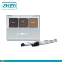 Wardah Eyexpert Eyebrow Kit - 419851 thumbnail