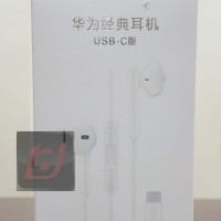 Headset Huawei jack type c Huawei p40 P20 pro mate 20 P30 pro nova 5t