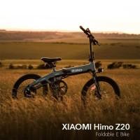 Sepeda Listrik Lipat Xiaomi HIMO Z20 Elektrik Smart Moped Bicycle 250W