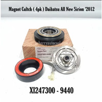 Magnet Clutch - 4pk Daihatsu All New Sirion -2012