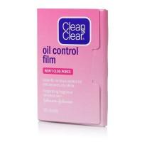 J&J Clean & Clear Oil Control Film Pink Kertas Minyak thumbnail
