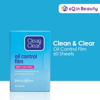 J&J Clean & Clear Oil Control Film Biru Kertas Minyak thumbnail