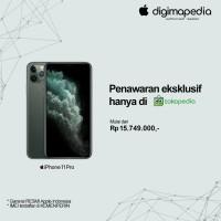Jual Iphone 11 Pro 11 Pro Max 64gb 256gb Resmi Indonesia Digimap Ibox Kota Tangerang Digimapedia Official Tokopedia