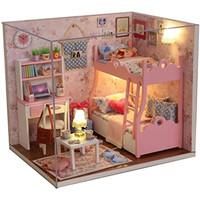 Jual DIY Miniatur Rumah Mini DIY Miniature House Doll ...