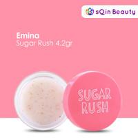 Emina Sugar Rush Lip Scrub 4.2G Scrub Bibir thumbnail