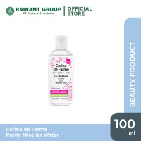 Corine de Farme Purity Micellar Water 100 ml (ED 05 21) thumbnail