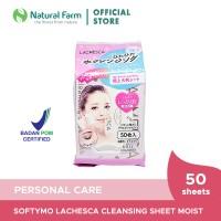 Kose Cosmeport- Softymo Lachesca cleansing sheet moist (50 x 288 ml) thumbnail