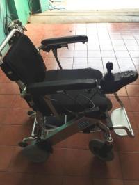 Traveling Electric Wheelchair Bandung Kursi Roda Listrik Portable