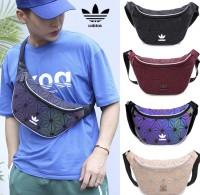Adidas waist bag baobao import /tas punggung motif