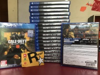 PS4 CALL OF DUTY BLACK OPS 4 / COD BLACK OPS 4 REG 3 / ENGLISH