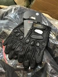 Dainese Black Jack Leather Gloves Sarung Tangan Kulit Touring