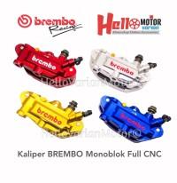Kaliper BREMBO MONOBLOK Full CNC