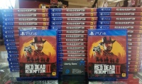PS4 Red Dead Redemption 2 / RDR 2 ( Reg 3 / Asia / English )