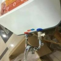Kran Mini Mixer Panas Dingin Water Heater Kran Instant Ariston Rinnai
