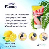 Fleecy Deodorant Cream Original BPOM / FLEECY DEO