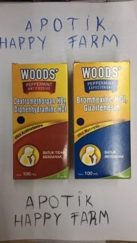 Woods 100ml sirup obat batuk