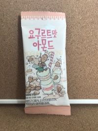 Yogurt Almond 30gram ~ Produsen Honey Butter Almond