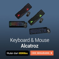 Keyboard & Mouse Alcatroz