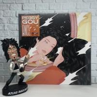 Vinyl / Piringan Hitam PEGGY GOU - Once