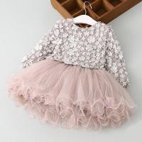 Hollow Tutu Birthday Dress for Baby / Dres Pesta Bayi
