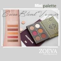 "ZOEVA MINI Eyeshadow Palette ""Cocoa Blend"""