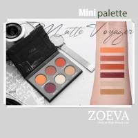 "ZOEVA MINI Eyeshadow Palette ""Matte Voyager"""