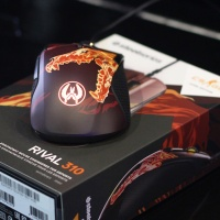 Steelseries Rival 310 CS:GO Howl edition Gaming Mouse