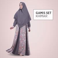 Gamis Set Khimar