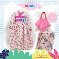 Baju Gamis Anak Oh Baby OH-A2