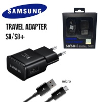 Charger Origininal Support Fast Charging Samsung S8 / S8+ / Note 7 .