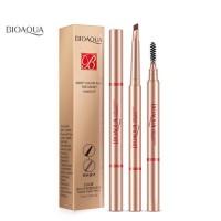 Bioaqua Eyebrown Keep Color 2 in 1 pensil alis