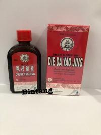 SSA Die Da Yao Jing obat merah / betadine Cina