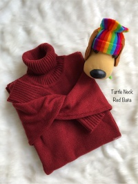 Sweater Turtle Neck-RB