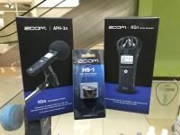 ZOOM H1N Handy Recorder w/ Accesories Pack APH-1N