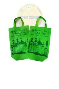 Tas spunbond/tas Lebaran /tas Idul Fitri / goodie bag