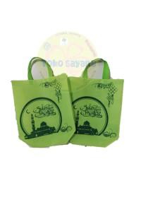 Goodie Bag Spunbond / Shopping Bag / Tas Parcel Lebaran / Idul Fitri