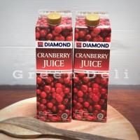 Diamond Cranberry Juice Jus 946ml