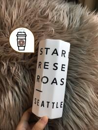 Starbucks Reserve Roastery Seattle Octagon Mug (White/Tall)