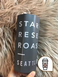 Starbucks Reserve Roastery Seattle Octagon Mug (Black/Tall)