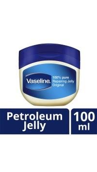 VASELINE REPAIRING PETROLEUM JELLY 100gr UNILEVER BPOM