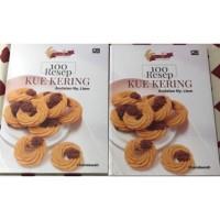100 Resep Kue Kering Andalan Ny. Liem (Ed. Revisi)
