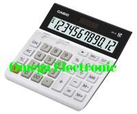 Casio DH 12 - Calculator Desktop Kalkulator Meja Kantor Office DH-12